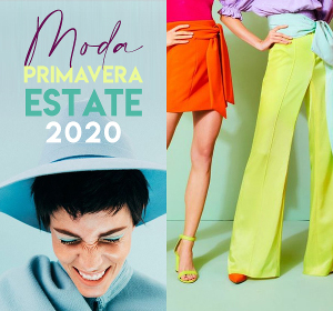 Moda primavera estate 2020