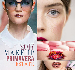 Make up primavera/estate 2017