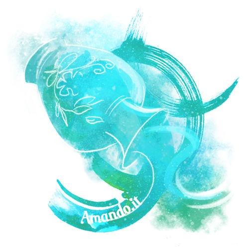 Disegno Acquario Segno Zodiacale.Astrologia Karmica Il Segno Dell Acquario