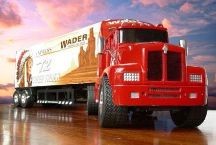 Spesa km zero camion tir