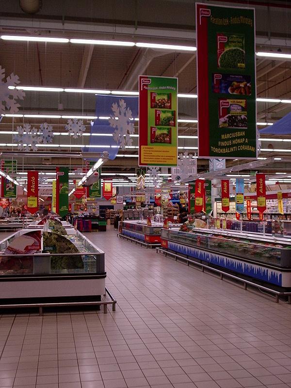 Spesa km zero supermercato