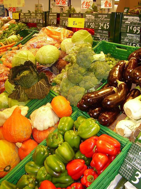 Spesa km zero verdura fresca