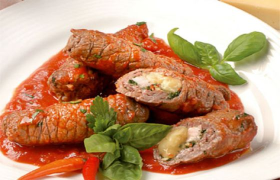 Involtini di braciola di cavallo for Ricette secondi di carne