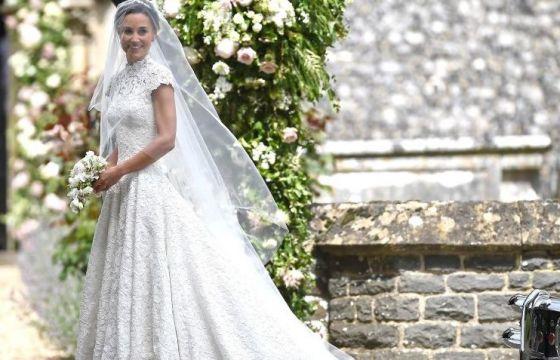 Bouquet Sposa Kate Middleton.Il Bouquet Da Sposa Di Pippa Middleton