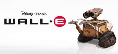 Wall E  di Pixar