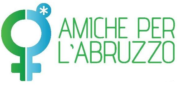 Amiche per l'Abruzzo logo
