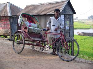 Risciò bicicletta o ciclorisciò