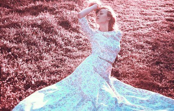 huge selection of a2dad 45992 Maxi dress: i lunghi abiti perfetti per il giorno