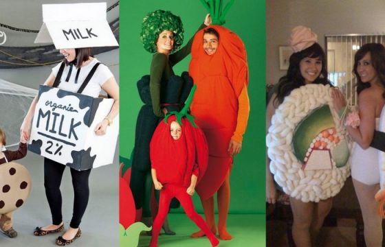 Tema Matrimonio Segni Zodiacali : Costumi di carnevale a tema culinario
