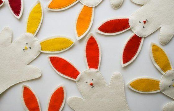 Auguri Matrimonio Vip : Tutorial per creare marionette bambini a coniglietto