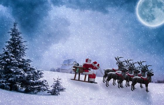 Come E Nata La Leggenda Di Babbo Natale.I Nomi Delle Renne Di Babbo Natale