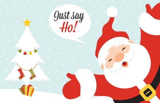 Immagini Da Stampare Babbo Natale.Babbo Natale Da Colorare Da Scaricare Gratis