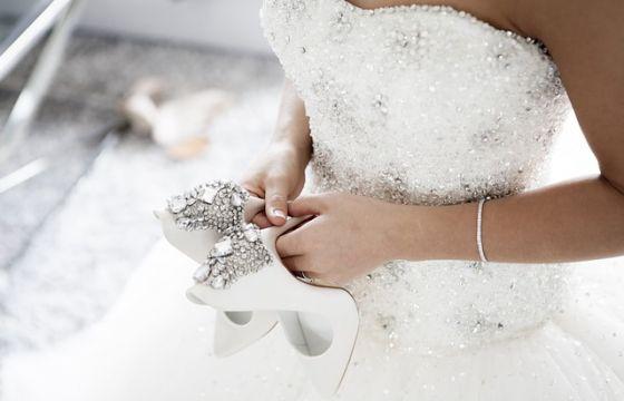 8544f553a03c Spose vip 2014  le 5 più belle  Alessia Marcuzzi