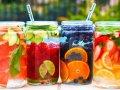 8 gustose ricette per preparare l'acqua aromatizzata