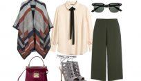 Look della settimana: la camicia con il fiocco