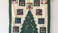 15 alberi di Natale da parete da cui prendere spunto
