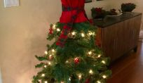 Manequin Tree, un albero di Natale fashion