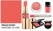 Make up peach echo