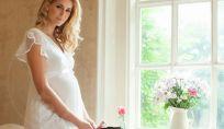 Abiti da sposa per donne in gravidanza