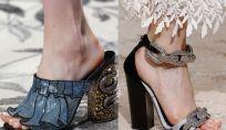 Sandali primavera estate 2016: i modelli gioiello