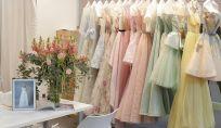 Abiti da sposa 2017 color pastello