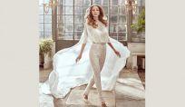 Abiti da sposa 2017 con pantaloni