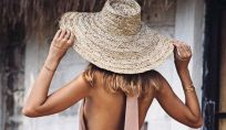 Cappelli di paglia per l'estate 2016