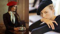 Accessori di moda per l'inverno 2017: il berretto alla francese