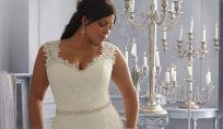 Abiti da sposa per donne curvy