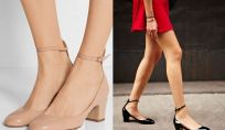 Scarpe bon ton con cavigliera: la tendenza romantica della primavera/estate 2017