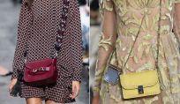 Borse a tracolla: gli accessori più belli della primavera/estate 2017