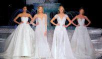 Gli abiti da sposa 2018 più belli della Barcelona Bridal week