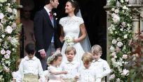 Pippa Middleton e James Matthews sposi