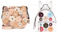 Borse floreali 2017: gli accessori romantici della primavera/estate