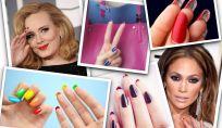 Flip manicure: il trend delle unghie colorate sotto
