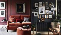 Arredare casa con pareti scure