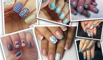 Tendenza unghie estate: sea nails