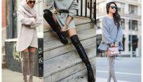 Socks Boots: gli stivali-calza super elasticizzati dell'inverno 2018