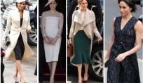 I best 10 outfit di Meghan Markle