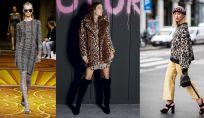 Abbigliamento leopardato inverno 2019