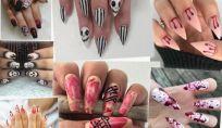 Horror nail per Halloween