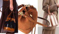 Borse a secchiello moda estate 2019
