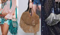 Borse con frange outfit 2019