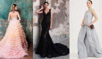 Vestiti da sposa colorati per il 2020