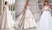 Abiti da sposa principeschi 2020: vestiti da sogno