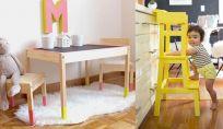 Mobili piccoli per bambini autonomi
