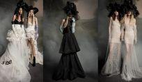 Vera Wang: gli abiti da sposa 2020 dal fascino gotico