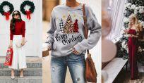 Vestiti natalizi: gli abiti più belli per look strepitosi per le festività