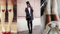 Parigine, calze femminili