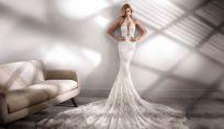 Vestiti da sposa a sirena 2020